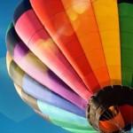 カラフル気球iPhone壁紙 Wallp