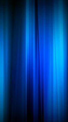 ブルーカーテンiPhone壁紙Wallp