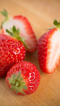 イチゴのiPhone壁紙 Wallpap
