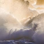 オアフの大波
