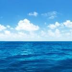 海と水平線