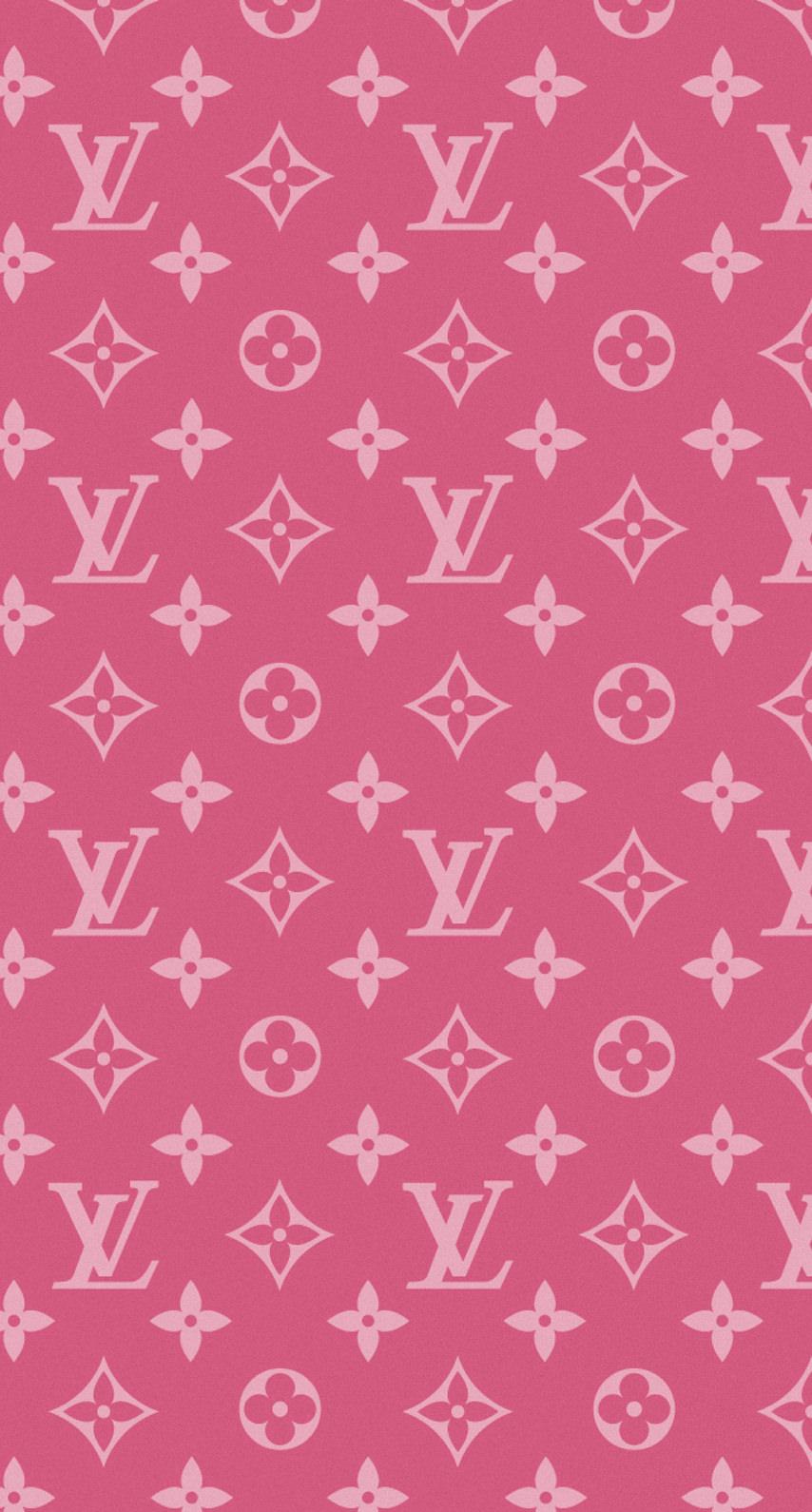 ルイ・ヴィトンのピンクモノグラム