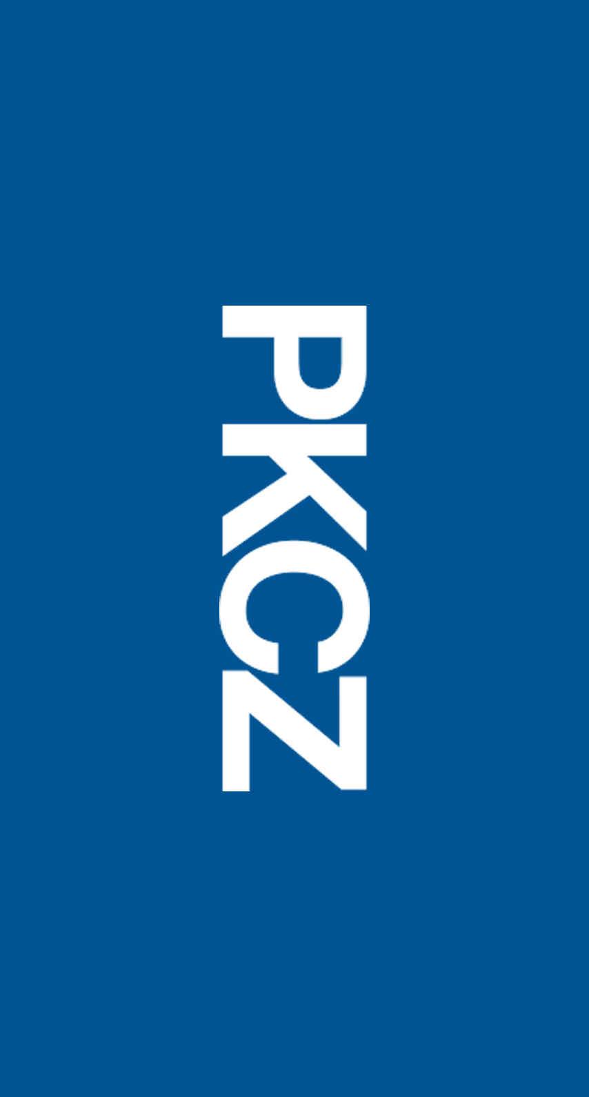PKCZロゴブルー