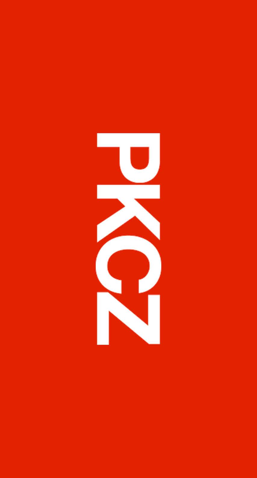 PKCZロゴレッド
