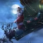 [クリスマス]おしゃれレトロサンタ