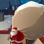 [クリスマス]袋いっぱいのプレゼント