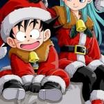 ドラゴンボールのクリスマス