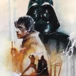 スター・ウォーズ: 帝国の逆襲/水彩画風