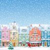 [クリスマス]クリスマスの街