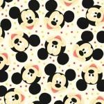 ミッキーマウスのパターン