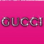 グッチ/ロゴ&ジュエリー&ピンク