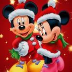 ミッキーとミニーのクリスマス3