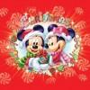 ミッキーとミニーのクリスマス