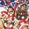 ワンピースのクリスマス