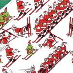 ウォーリーをさがせ!のクリスマス