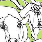 マリメッコ/牛