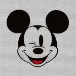 ミッキーマウス/クラシック ウインク