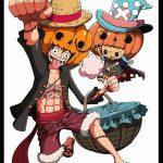 ハロウィン☆ONE PIECE ルフィ&チョッパー