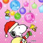 [クリスマス]スヌーピー