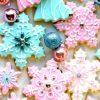 [クリスマス]パステルカラーのかわいいクッキー