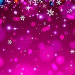 [クリスマス]ピンク&クリスマス