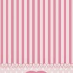 ピンクフリルCHANELiPhone壁紙