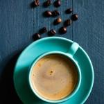 コーヒー&カップ