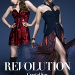 Crystal Kay feat.安室奈美恵「REVOLUTION」