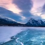 ある冬の景色