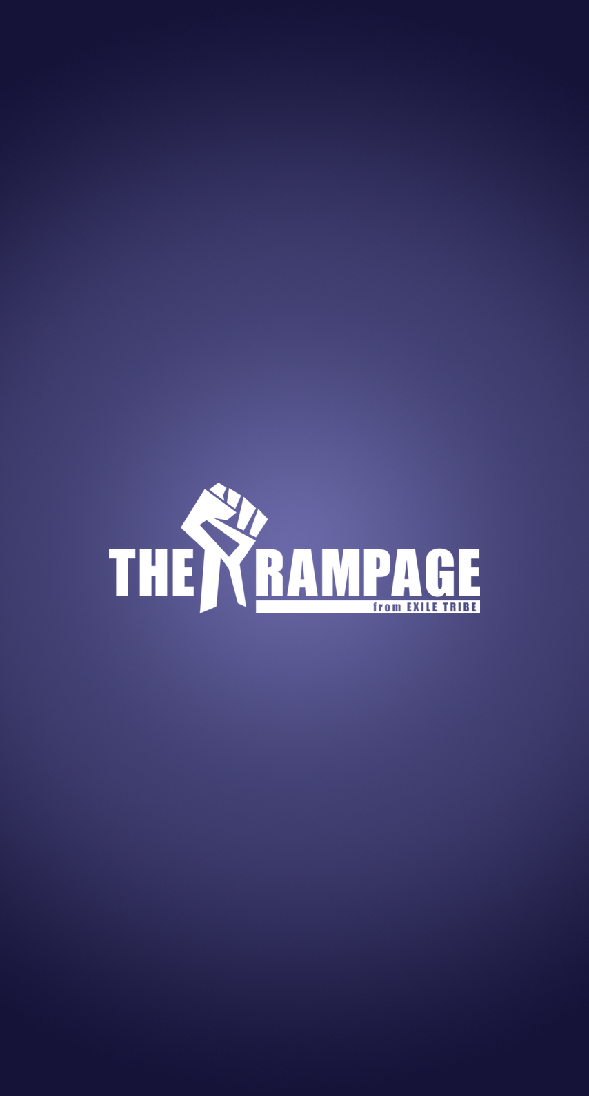 THE RAMPAGE from EXILE TRIBEロゴ