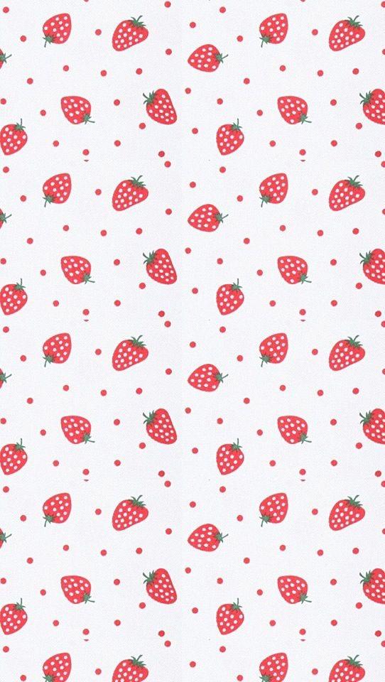 Strawberry Pattern
