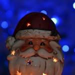 [クリスマス]サンタの置物