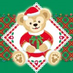 ダッフィーのクリスマス2