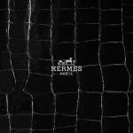 エルメス/レザーブラック