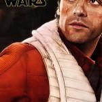 スター・ウォーズ/フォースの覚醒/ポー・ダメロンのポスター