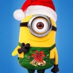 ミニオンのクリスマス