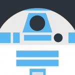 スター・ウォーズ/フォースの覚醒/R2-D2のどアップ
