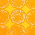 マリメッコ/オレンジ