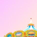 [おしゃれカラーシリーズ]メリーゴランド