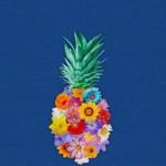 おしゃれ!!パイナップル&花柄