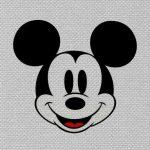ミッキーマウス/クラシック かわいい笑顔