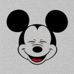 ミッキーマウス/クラシック にっこり