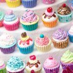 かわいいプチケーキ