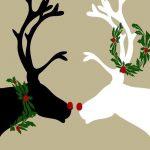 [クリスマス]ラヴリートナカイ