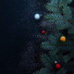 [クリスマス]クリスマス暗めトーン
