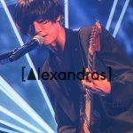 [Alexandros]/アレキサンドロス [03]無料高画質iPhone壁紙