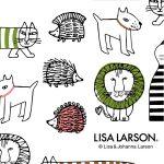 リサ・ラーソン[12]無料高画質iPhone壁紙