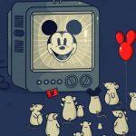 ミッキーマウス/Mickey Mouse[02]無料高画質iPhone壁紙