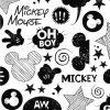 ミッキーマウス/Mickey Mouse[08]無料高画質iPhone壁紙
