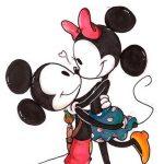 ミッキーマウス/Mickey Mouse[09]無料高画質iPhone壁紙